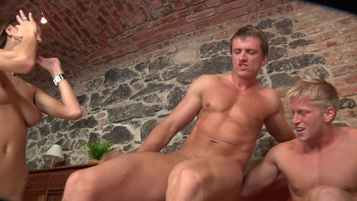 Mature gay gape