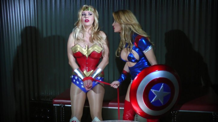 Pity, that adult theme superheroine dvd and video can