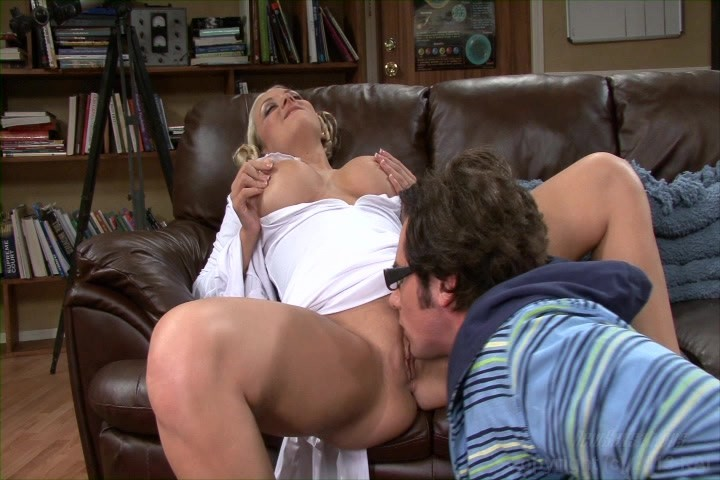 Free Video Preview image 1 from Big Bang Theory: A XXX Parody