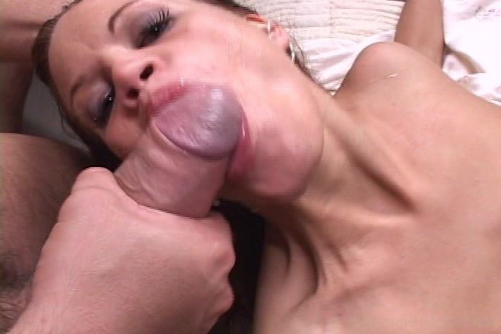 She can suck a big dick