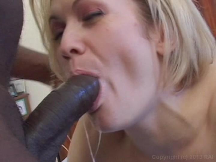 Nake white girl black cock